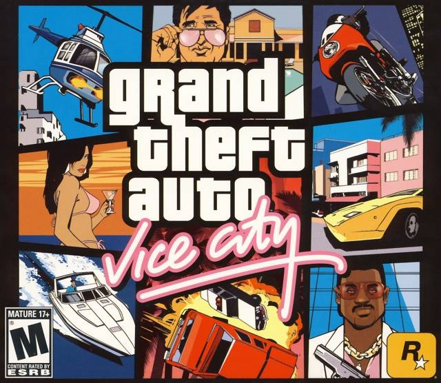 Sunglasses At Night GTA Vice City OST