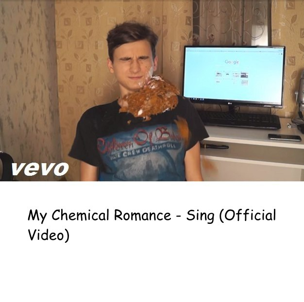 Sing My Chemical Romance